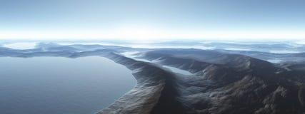 Ανταρκτική Στοκ φωτογραφία με δικαίωμα ελεύθερης χρήσης