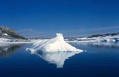 ανταρκτικό παγόβουνο ΙΙΙ Στοκ φωτογραφία με δικαίωμα ελεύθερης χρήσης