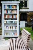 Ανταλλαγή βιβλίων, Goslar στοκ φωτογραφία