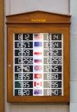 Ανταλλαγή νομίσματος Στοκ εικόνες με δικαίωμα ελεύθερης χρήσης