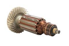 Ανταλλακτικά του ηλεκτρικού κινητήρα Στοκ φωτογραφίες με δικαίωμα ελεύθερης χρήσης