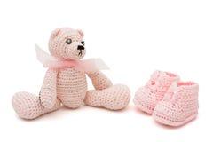 Αντικείμενα μωρών Στοκ Εικόνα