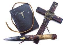 Αντικείμενα δολοφόνων βαμπίρ στοκ εικόνα με δικαίωμα ελεύθερης χρήσης