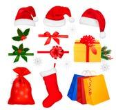 αντικείμενα Χριστουγένν&om ελεύθερη απεικόνιση δικαιώματος
