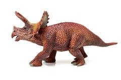 Αντικείμενο στο λευκό - στενός επάνω δεινοσαύρων tio στοκ εικόνα με δικαίωμα ελεύθερης χρήσης