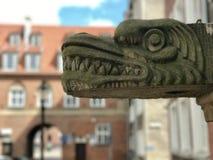 Αντικείμενο Dragonhead στοκ φωτογραφία με δικαίωμα ελεύθερης χρήσης