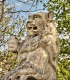 αντιμέτωπη πέτρα Στοκ εικόνες με δικαίωμα ελεύθερης χρήσης