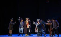 """Αντιμετώπιση κάτω από τη """"Taking τίγρη Montain οπερών απειλή-Πεκίνο από Strategy† Στοκ Φωτογραφία"""