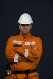 αντιμετώπιση του εργαζ&omicron Στοκ Φωτογραφίες