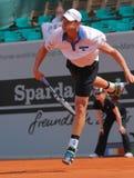 αντισφαίριση Andy του 2012 roddick Στοκ εικόνα με δικαίωμα ελεύθερης χρήσης
