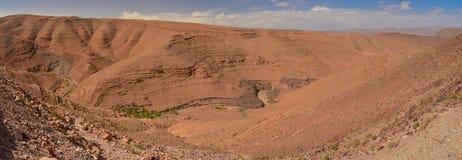 Αντι-άτλαντας, η παλαιότερη σειρά βουνών στο Μαρόκο Στοκ Εικόνα