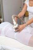 Αντι -αντι-cellulite μασάζ Στοκ εικόνα με δικαίωμα ελεύθερης χρήσης