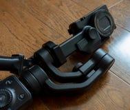 Αντι κούνημα σταθεροποιητών αναρτήρων για τη συμπαγή κάμερα στοκ φωτογραφία με δικαίωμα ελεύθερης χρήσης