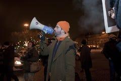 αντι κόσμος της Γαλλίας Π Στοκ φωτογραφία με δικαίωμα ελεύθερης χρήσης