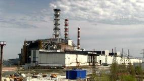 Αντιδραστήρας του Τσέρνομπιλ απόθεμα βίντεο