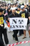 αντι lynas Στοκ φωτογραφίες με δικαίωμα ελεύθερης χρήσης