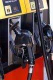 αντλία αερίου στοκ φωτογραφία με δικαίωμα ελεύθερης χρήσης
