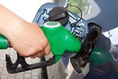 αντλία καυσίμων στοκ εικόνα με δικαίωμα ελεύθερης χρήσης