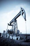 αντλία πετρελαίου γρύλων Στοκ Εικόνες