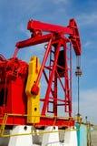 αντλία πετρελαίου Στοκ εικόνα με δικαίωμα ελεύθερης χρήσης