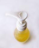 αντλία χεριών μπουκαλιών στοκ φωτογραφία με δικαίωμα ελεύθερης χρήσης