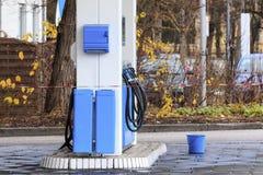 Αντλία αερίου Στοκ φωτογραφίες με δικαίωμα ελεύθερης χρήσης