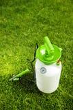 Αντλία κήπων πίεσης στοκ φωτογραφία με δικαίωμα ελεύθερης χρήσης