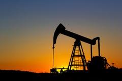 αντλία Ρωσία πετρελαίου βιομηχανίας Στοκ φωτογραφίες με δικαίωμα ελεύθερης χρήσης