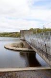 Αντλιοστάσιο νερού στο tittesworth resevoir Στοκ Εικόνες