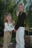 ανόητες αδελφές Στοκ Εικόνες