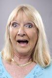 Ανόητο αστείο πρόσωπο Στοκ φωτογραφίες με δικαίωμα ελεύθερης χρήσης