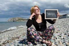 ανύπαντρη Στοκ φωτογραφία με δικαίωμα ελεύθερης χρήσης
