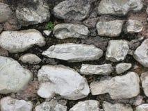 ανώμαλος τοίχος πετρών Στοκ Εικόνα