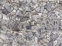 Ανώμαλο υπόβαθρο τοίχων πετρών πλακών σχιστόλιθου κατασκευασμένο Στοκ Εικόνα