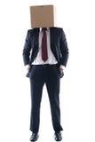 ανώνυμο επιχειρησιακό άτομο στοκ φωτογραφία με δικαίωμα ελεύθερης χρήσης