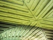 Ανώτατη λεπτομέρεια στο σταθμό μετρό Στοκ εικόνες με δικαίωμα ελεύθερης χρήσης