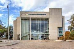 Ανώτατο δικαστήριο Καμπέρρα Στοκ φωτογραφία με δικαίωμα ελεύθερης χρήσης