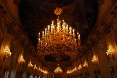 ανώτατο παλάτι στοκ εικόνα με δικαίωμα ελεύθερης χρήσης
