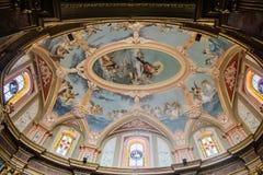 Ανώτατο όριο εκκλησιών Στοκ Εικόνα