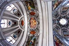 Ανώτατο όριο εκκλησιών στοκ φωτογραφία