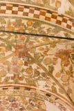 Ανώτατο όριο ενός εξωτερικού Arcade του della Ragione Palazzo στο PA Στοκ Εικόνα