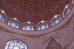 Ανώτατο όριο μουσουλμανικών τεμενών στοκ εικόνες με δικαίωμα ελεύθερης χρήσης