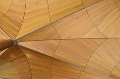 ανώτατο όριο ξύλινο στοκ φωτογραφία
