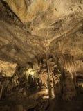Ανώτατο όριο σπηλιών Drach Στοκ εικόνα με δικαίωμα ελεύθερης χρήσης