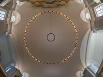 Ανώτατο όριο στην εκκλησία του Γκέτεμπουργκ Στοκ Εικόνα