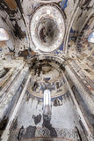Ανώτατο όριο της εκκλησίας Tigran Honents στην αρχαία πόλη Ani, Kars, Τούρκος Στοκ εικόνες με δικαίωμα ελεύθερης χρήσης