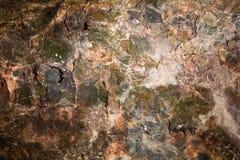 Ανώτατο όριο του βράχου Στοκ Φωτογραφία