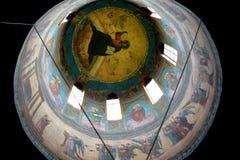 Ανώτατο όριο του μοναστηριού Zamfira Στοκ Εικόνες
