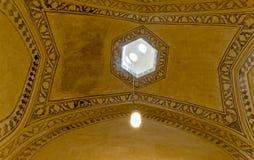 Ανώτατο όριο δωματίων ακροπόλεων της Shiraz Στοκ Εικόνες