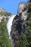 Ανώτερες πτώσεις Yosemite στο εθνικό πάρκο Yosemite Στοκ φωτογραφία με δικαίωμα ελεύθερης χρήσης